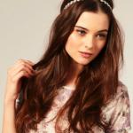 Прическа на длинные волосы — быстро и красиво