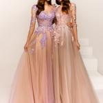 Выпускные платья на 9 класс — модные тенденции 2019 год