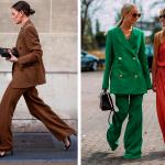 Уличная мода на осень-зиму 2019-2020 года