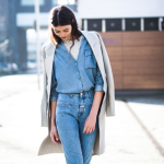 И в пир, и в мир: образы с джинсами на все случаи жизни
