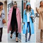Модное пальто 2019-2020 годов