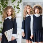 Модная школьная форма для девочек 2019-2020 годов