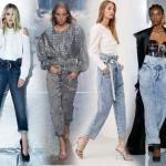 Модные джинсы осень-зима 2019-2020: фото