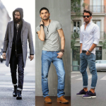 Какие мужские джинсы в моде в 2019 году