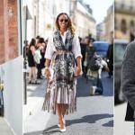Шарф на пальто: как красиво завязать