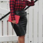 Модные образы с юбкой миди на осень и зиму
