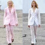 Брючные костюмы для женщин: мода 2020