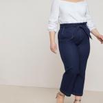 Модные джинсы для полных женщин 2020