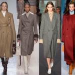 С чем носить пальто –готовые луки 2020-2021