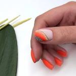 Дизайн ногтей гель-лаком 2021