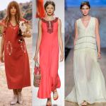 Модные летние платья 2021