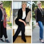 Как модно одеваться полной женщине за 50