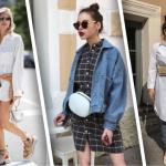 Модные платья-рубашки 2021 года