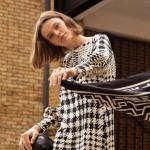 Стильные платки и шарфы: весна 2020